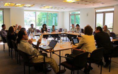 Taller sobre Convivencia Democrática en América Latina. Resultados de Estudio de Opinion Publica a Personalidades Claves