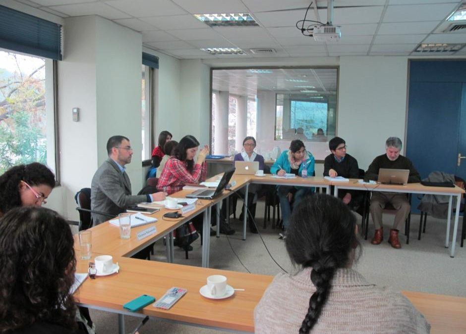 Segunda sesión seminario MISEAL-FLACSO