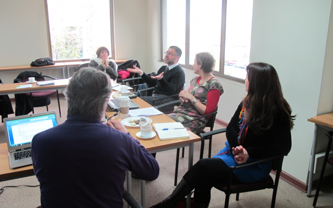 Tercera sesión seminario MISEAL-FLACSO