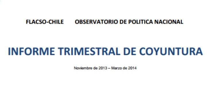 Informe Trimestral de Coyuntura