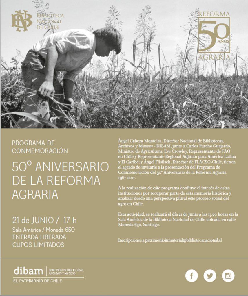 reforma agraria