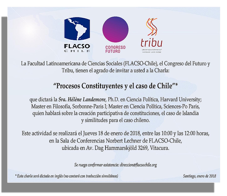 invitación general 18 enero 2