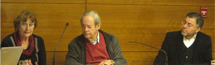 """Se realizó lanzamiento del libro """"Diversidad y VIH/Sida en el espacio público. Escritos prácticos (1993-2011)"""" en sede Flacso-Chile"""