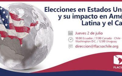 """Panel """"Elecciones en Estados Unidos y su impacto en América Latina y el Caribe"""""""