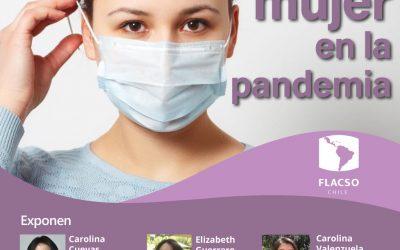 "Charla ""Ser mujer en la pandemia"""