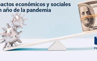 Impactos Económicos y Sociales a un año de la pandemia por COVID-19 en América Latina y el Caribe